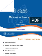 Programa Matemáticas Finacieras