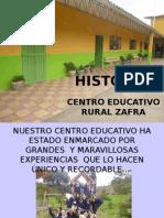 Historial Nuevo c.e.r Zafra 2015
