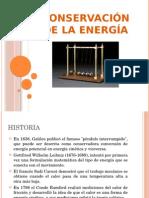Conservación de La Energía