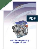 Fiat Bravo 1.4 Tjet Engine