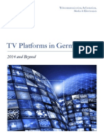 TIME 2013 TV-platforms