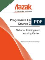 Ma Zak Progressive Learning Catalog 2010