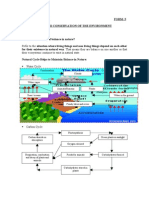 Sains SPM Chapter 3 Form 5