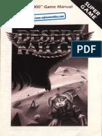 Desert Falcon - Manual - A78