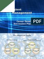 Career Development&Succession Planning