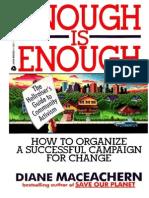MacEachern - Enough is Enough - The Hellraiser's Guide to Community Activism (1994)