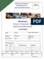 01 Protocolo Piscina de Recirculación