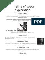 timelineofspaceexploration