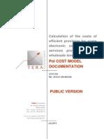 Documentatia Modelului POI - Public
