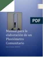 H 7 Guia Manual Pluviometro Casero Caritas
