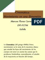 Cinematica 1
