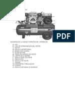 Diagrama Del Compresor
