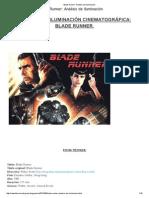 Blade Runner_ Análisis de Iluminación