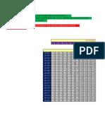 Matriz 20 Dz. Simetrica