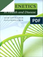 Epigenetics in Health and Disease