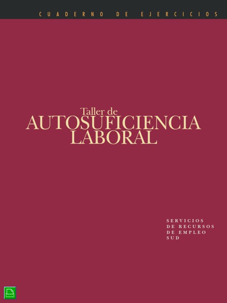 Taller de Autosuficiencia Laboral