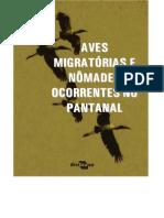 Aves Migratórias e Nômades No Pantanal