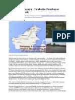 Catatan Kecil Chandra Ekajaya Tentang Prabowo Subianto (2)