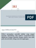 DIFTERI PPT