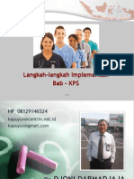 Implementasi Kps 1 - 8