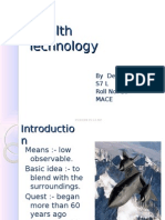 stealth technology (deepakl)