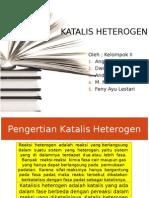 KATALIS HETEROGEN