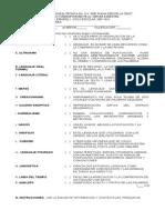 Examen Español i Tercer Bim - Tipo Enlace