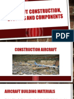 Aircraft Construction, Systems and Components