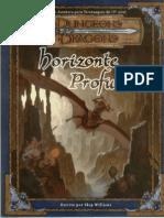 D&D 3.5 - Horizonte Profundo