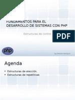 FDP 04 Estructuras de Control