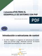 FDP 04 - Estructuras de control con PHP