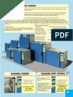 Sahara 120 FVO Oven