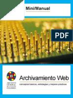 Archivamiento Web