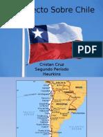 ap spanish 4 proyecto de chile