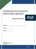 cuaciones diferenciales aplicadas