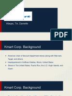 kmart corp final presentation