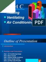 Presentation Cooling Load