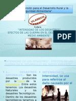 INTENSIDAD DE LOS DESASTRES EFECTOS DE LAS.pptx
