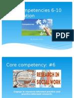final core competencies 6-10 presentation         1