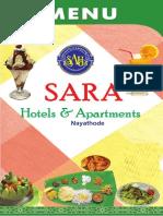 Sara Hotel Kerala: