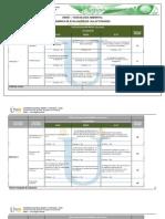 Rubrica Integrada de Evaluacion Toxicologia Ambiental 2015 II