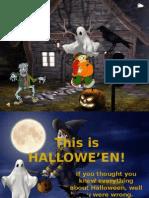 This is Hallowe'en!