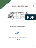 PT6A Engine Testing