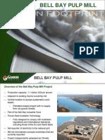 Carbon Footprint Gunns Pulp Mill 20 Aug 08