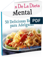 El Plan De La Dieta Mental