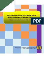 Buku PP No. 46 Tahun 2013-Dit. PP II