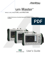 Anritsu MS2724_User Guide