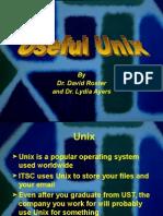 Useful Unix