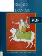 Essence of Indian Art (Art eBook)