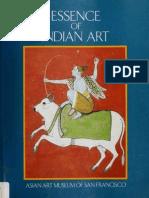 Essence of Indian Art (Art eBook)
